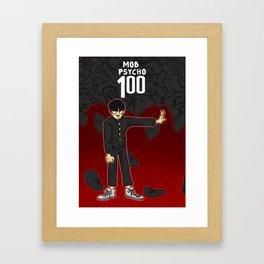 MP100 Framed Art Print