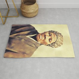 Harriet Tubman, Civil Rigts Activist Rug