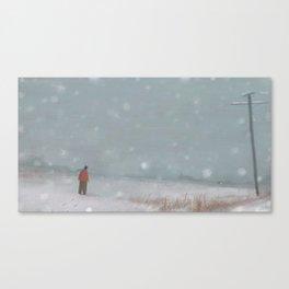 homesick Canvas Print