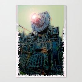 Engine 519 Canvas Print