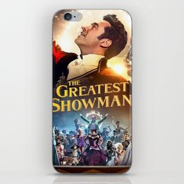 This Is The Greatest Show iPhone Skin