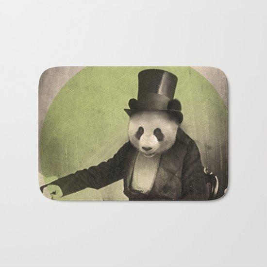 Proper Panda Bath Mat