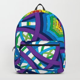 Circles to Oblivion in Reverse Backpack