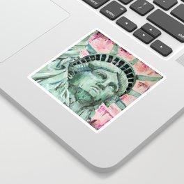 Liberty 1 Sticker