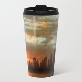 Chicago Skyline 17 Travel Mug