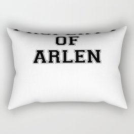 Property of ARLEN Rectangular Pillow