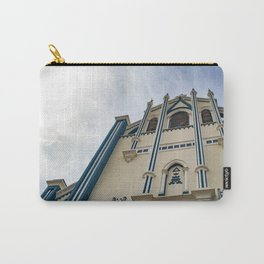 La Capilla Maria Auxiliadora Gothic Style Catholic Church, Granada, Nicaragua Carry-All Pouch