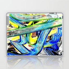 Edit Blue Laptop & iPad Skin