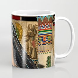 Wonderful egyptian women Coffee Mug
