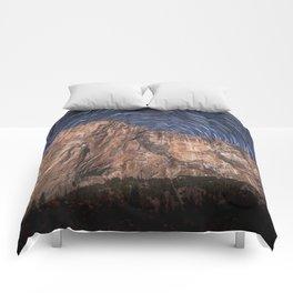El Capitan Startrail 9-16-18 Comforters