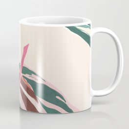 Stromanthe Sanquinea Coffee Mug