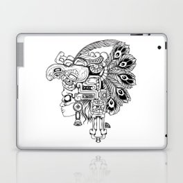 Mayan Warrior Laptop & iPad Skin