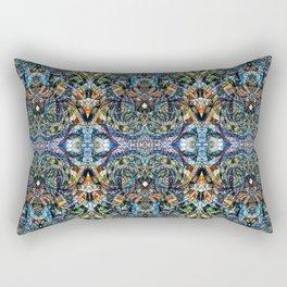 Ethnic Style G35 Rectangular Pillow