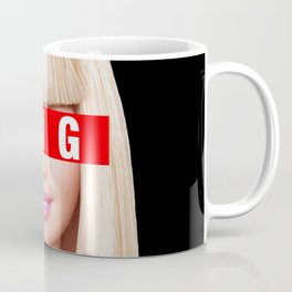 Barbie Big Little Coffee Mug