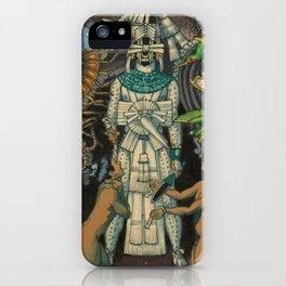 La Justicia Tenahuatilli iPhone Case