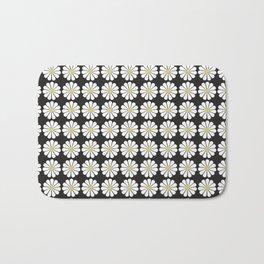 Daisy pattern Bath Mat
