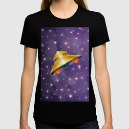 UFO in the Universe T-shirt