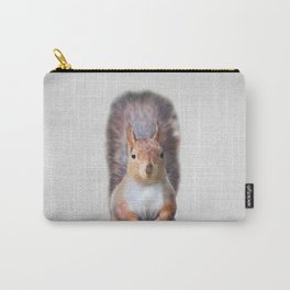 Squirrel - Colorful Carry-All Pouch
