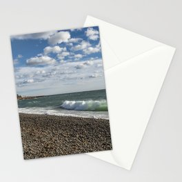 Pebble beach 1.12.20 Stationery Cards