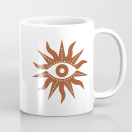 Sun Eye Star | Third Eye Coffee Mug