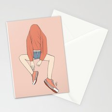 Secret Hideaway Stationery Cards