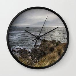 Light on the Horizon Wall Clock