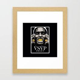 Art swag Framed Art Print