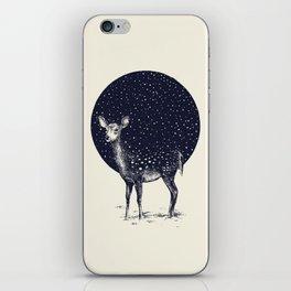 Snow Flake iPhone Skin