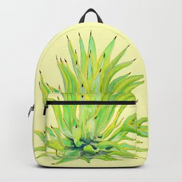 Sunlit Octopus Agave Backpack