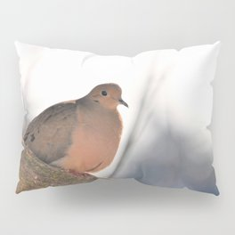 Mourning Dove Pillow Sham