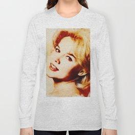 Carrol Baker, Hollywood Legend Long Sleeve T-shirt