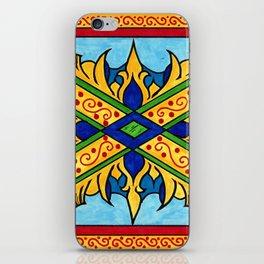 Xavier iPhone Skin