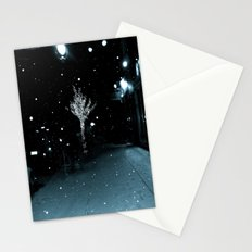 WHITEOUT : Wintree Stationery Cards
