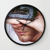 cassette Wall Clocks featuring Cassette by 60infinito
