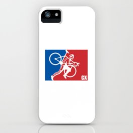 Cyclocross All-Star iPhone Case