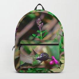 Beautiful Hummer Backpack