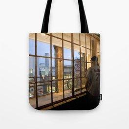 Window- Fenway Tote Bag