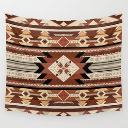 Native feather Wall Tapestry