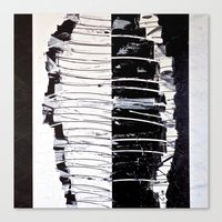 camouflage Canvas Prints featuring Camouflage by RvHART