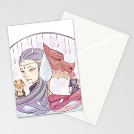 The next step.. Stationery Cards