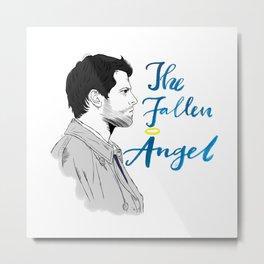The Fallen Angel Metal Print