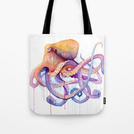 Octopus II Tote Bag