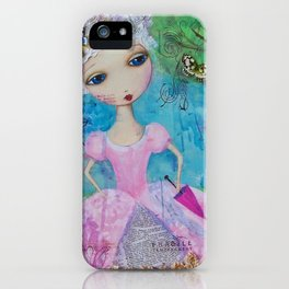 Oh Marie! iPhone Case