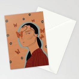 Laila (light background) Stationery Cards