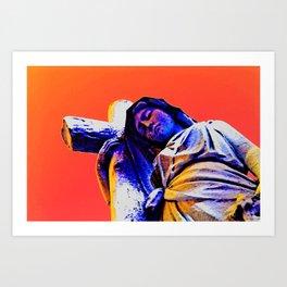 Keeping the Faith Art Print