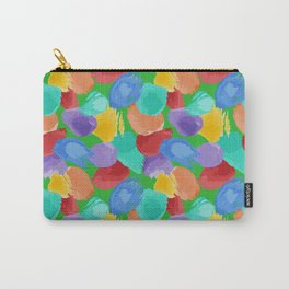 Blobs Pattern Carry-All Pouch
