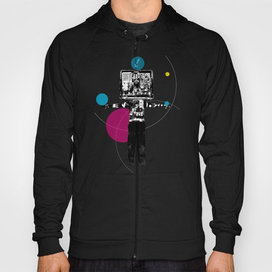 Electric Kid Collage Hoody