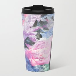 """In the clouds"" Travel Mug"