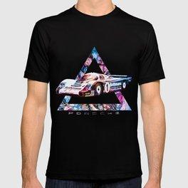 Porsche 956 C Coupé // Le Mans Race Cars T-shirt