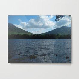 Kylemore Abbey Views Metal Print